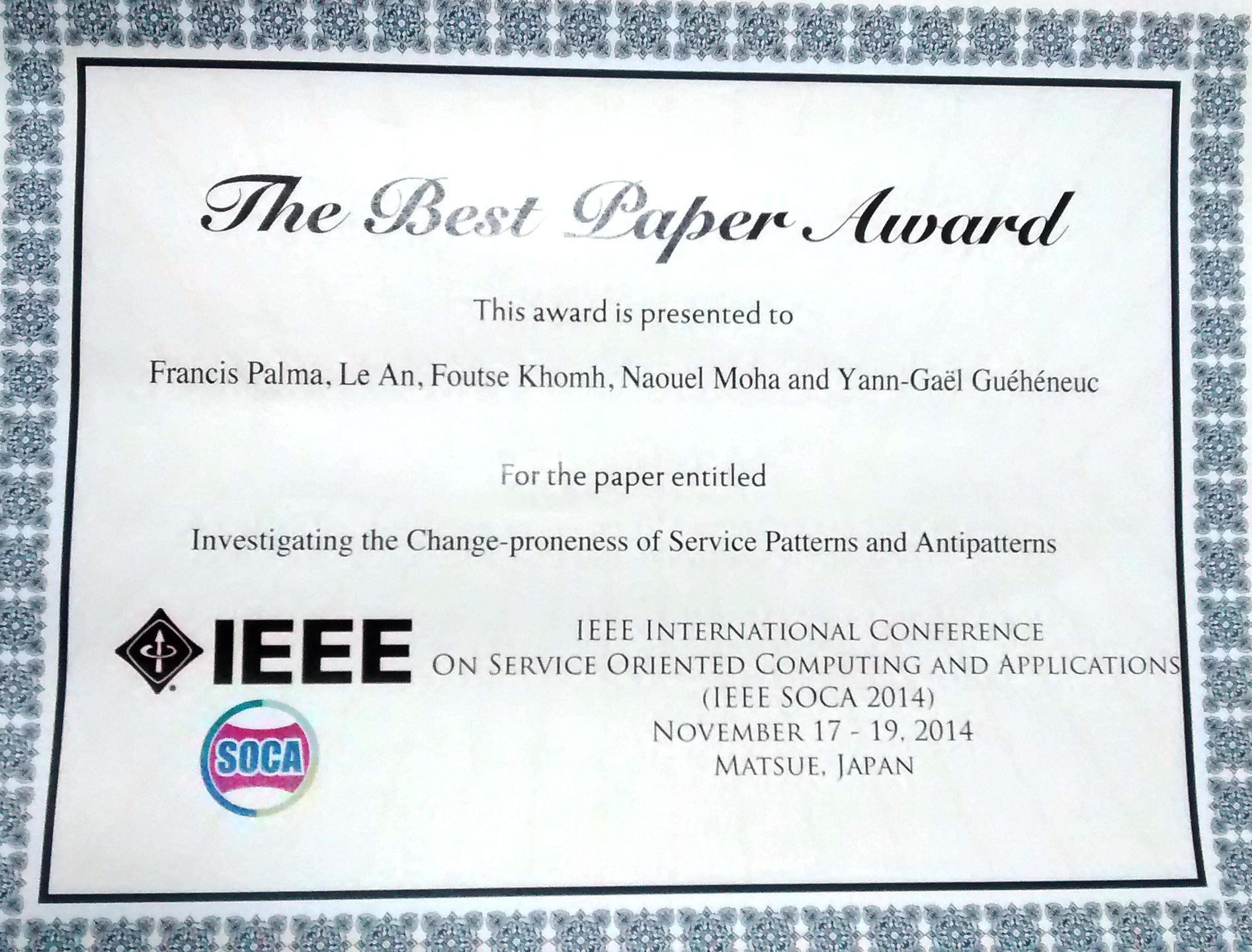 ieee research paper computer science Ieee research paper for computer science victorianism modernism compare contrast essay essay essential kirk russell selected isb video essay admission.